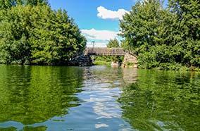 Activités en rivière en famille en Dordogne