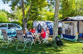 Camping pour personnes âgées en Dordogne