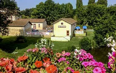 Camping rivière Dordogne