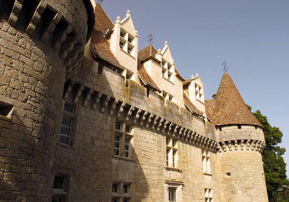 Château de Montbazillac en Dordogne