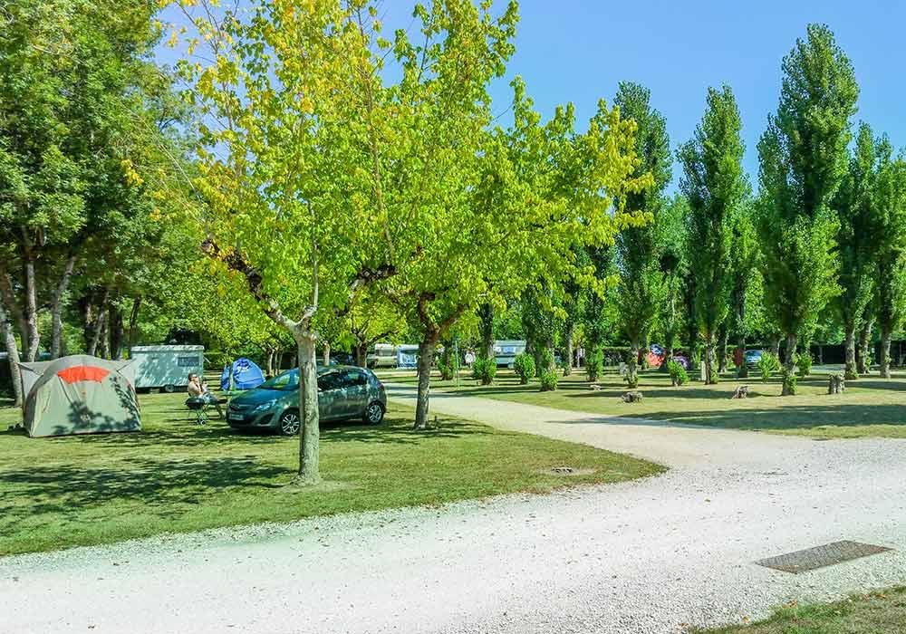 Emplacements pour camping en Périgord
