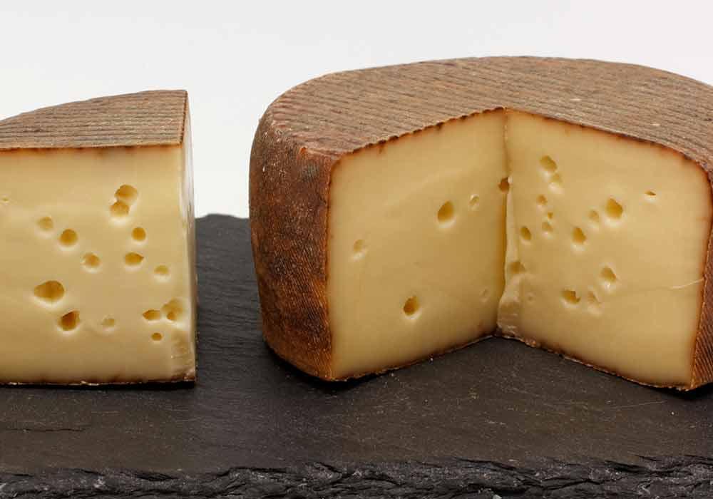 Le fromage trappe echourgnac en Périgord