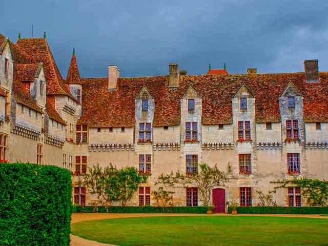 Location camping château Bastide