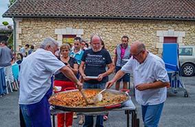 Soirées Paella en Dordogne