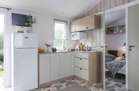 camping mobil-home neuf dordogne