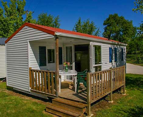 location mobil-home 2ch 25m² dordogne