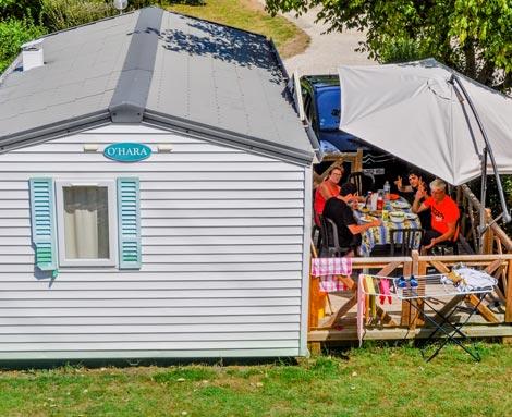 Location Mobil-home 3 chambres à Dordogne