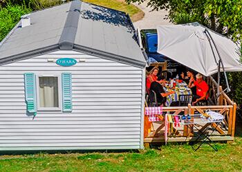 camping avec locatif en dordogne