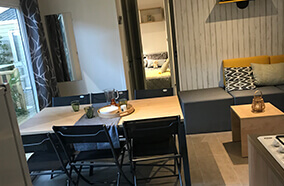camping en dordogne avec mobil home 4 chambres