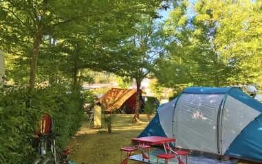 emplacement camping en dordogne