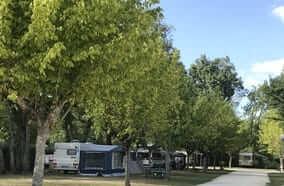 emplacement camping en perigord