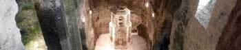 eglise monolithe aubeterre