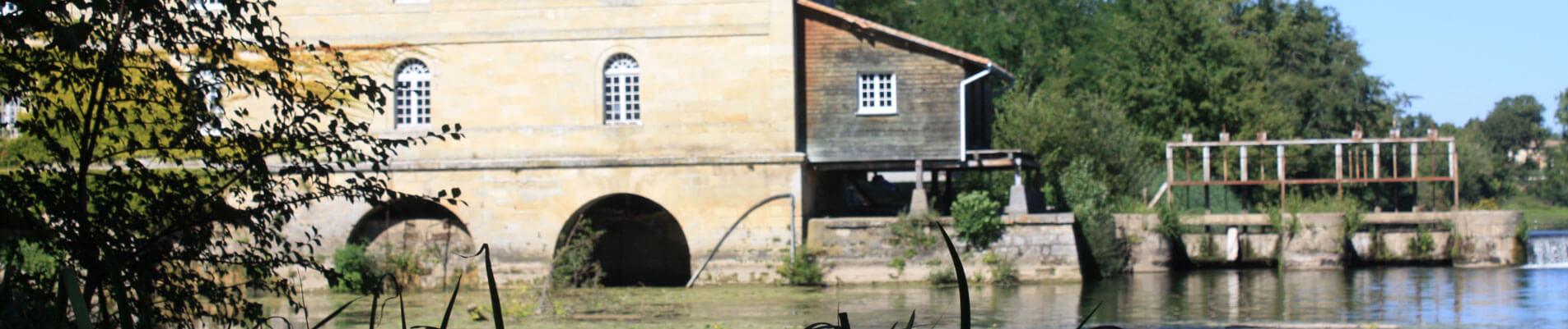 moulin de porcheres dordogne